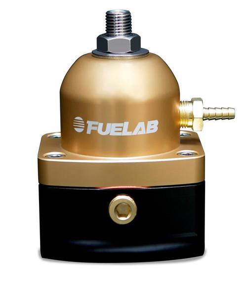 Fuel Lab 51502-5 Fuel Pressure Regulator w/ (2) -6AN Inlet/ (1) -6AN Return