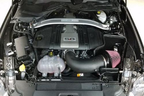 JLT Cold Air Intake For 18-20 Ford Mustang GT - CAI-FMG-18