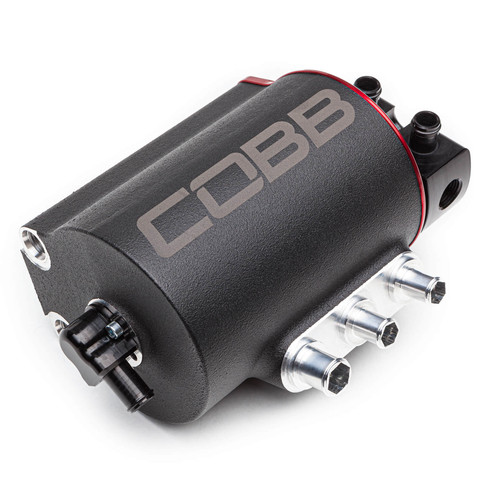 Cobb Air Oil Separator For 08-14 Subaru WRX / 08-20 Subaru STI - 822615