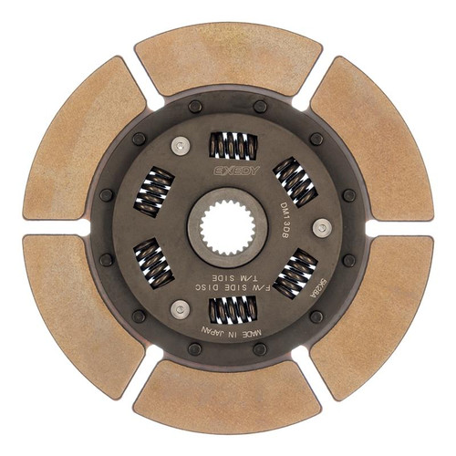 Exedy Twin Plate Replacement Clutch Disc Kit DM13DB For Mitsubishi Evo 8/9