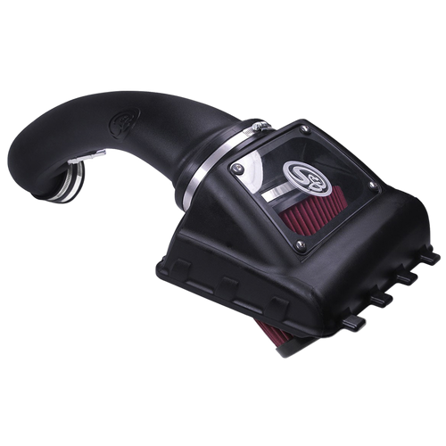 S&B 75-5076 Cold Air Intake For 2011-2014 Ford F-150 5.0L