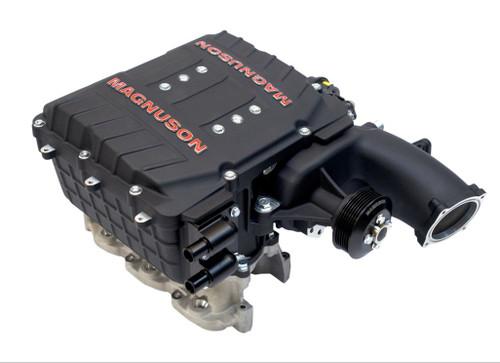 Magnuson TVS1900 Supercharger Kit For Jeep Wrangler JL / Gladiator JT - 01-19-36-003-BL