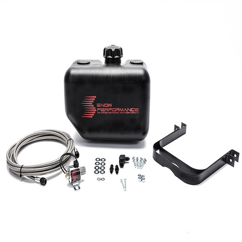 Snow Performance 2.5 Gallons Water-Methanol Tank Upgrade (BRD) - SNO-40014-BRD