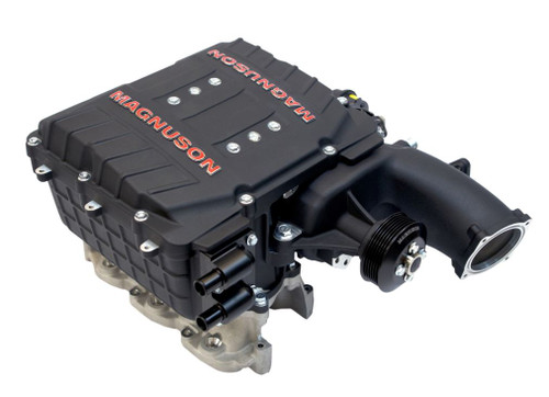 Magnuson TVS1900 Supercharger Kit For 12-18 Jeep Wrangler JK