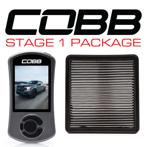 Cobb Stage 1 Power Package For 17-19 Ford F-150 Ecoboost 3.5L - FOR0060010