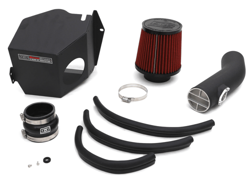 GrimmSpeed Cold Air Intake (Black) For 08-14 Subaru WRX/STI - 060051