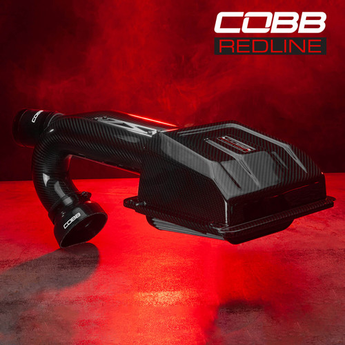 Cobb Redline Carbon Fiber Intake For 17-20 Ford Raptor Ecoboost - 7F3100