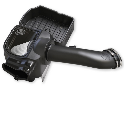 S&B 75-5085D Cold Air Intake For 17-18 Ford Powerstroke 6.7L (Dry)