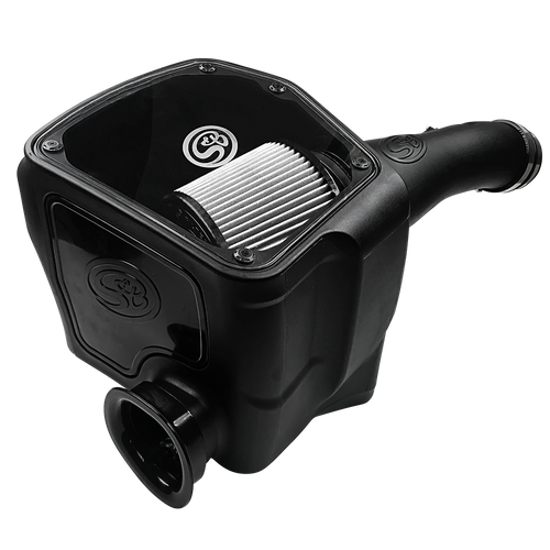 S&B 75-5039D Cold Air Intake for 2007-2019 Toyota Tundra/Sequoia (Dry)