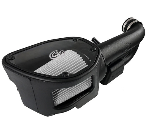 S&B 75-5060D Cold Air Intake For 12-16 Jeep Wrangler JK 3.6L (Dry)