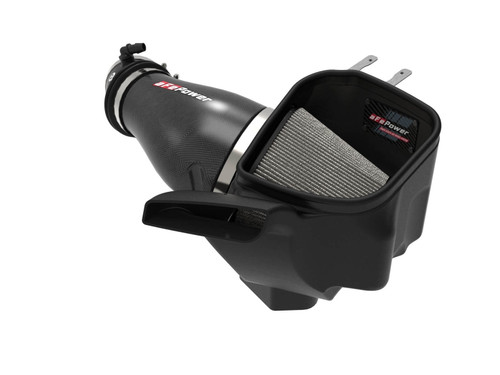 aFe Track Series CF Pro DRY S Cold Air Intake For 19-21 Jeep Trackhawk - 57-10009D