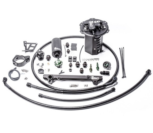 Radium Fuel Delivery System With 1 AEM 320lph Fuel Pump For Evo X - 20-0643-21-FDS