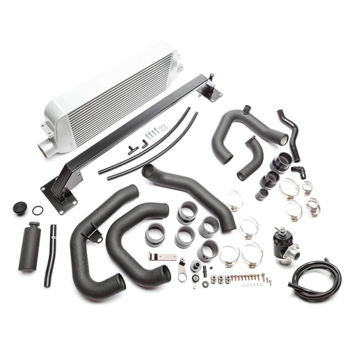 Cobb Front Mount Intercooler Kit (Silver) For 15-20 Subaru WRX - SUBFMIC002SL