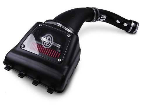 S&B 75-5077 Cold Air Intake For 10-16 Ford Raptor 6.2L