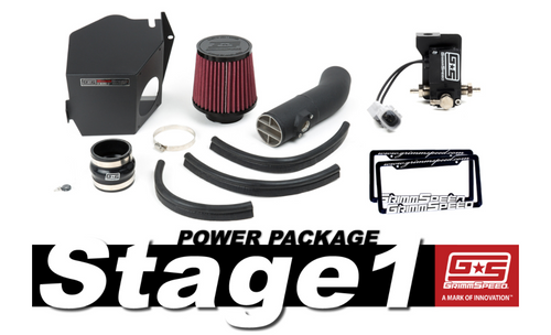 GrimmSpeed Stage 1 Power Package For 08-14 Subaru STI (191004)