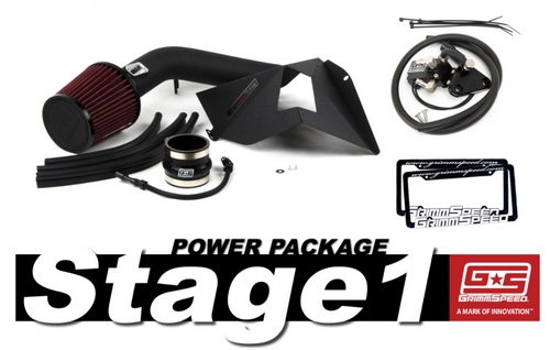 GrimmSpeed Stage 1 Power Package For 15-19 Subaru WRX (191010)