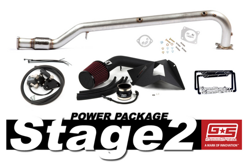 GrimmSpeed Stage 2 Power Package For 2015+ Subaru WRX - 191011