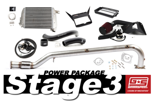 GrimmSpeed Stage 3 Power Package For 15-19 Subaru WRX (191012)