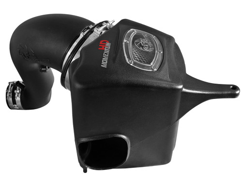 aFe Momentum HD Pro DRY S Cold Air Intake For 13-18 Ram Cummins 6.7L - 51-72005
