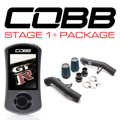 Cobb Stage 1+ Power Package With TCM Flashing For 15-18 Nissan GT-R - NIS008001P