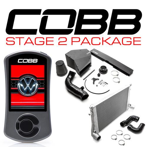 Cobb Stage 2 Power Package For Volkswagen GTI (MK7/MK7.5), Jetta (A7) GLI - VLK0020120