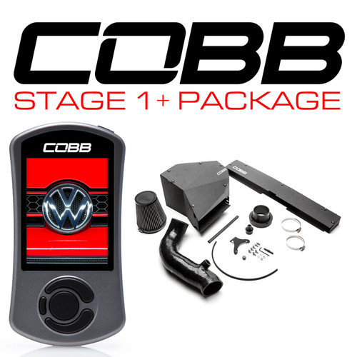 Cobb Stage 1+ Power Package For 15-20 Volkswagen GTI - VLK002011P