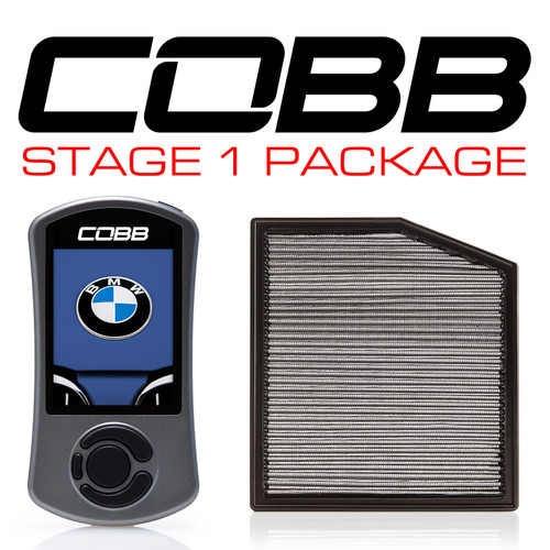 Cobb Stage 1 Power Package For 2011 BMW 135i/335i (N55) - 6B2X3