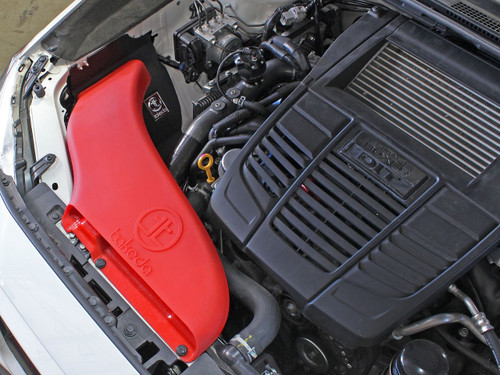 aFe TA-4305B-1D Takeda Attack Stage-2 Pro DRY S Cold Air Intake For 15-19 Subaru WRX 2.0L