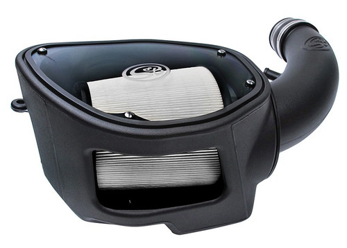 S&B 75-5084D Cold Air Intake For 07-11 Jeep Wrangler JK 3.8L (Dry)