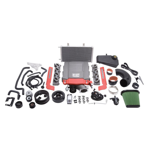 Edelbrock Stage 1 Supercharger Kit For 14-19 Corvette Stingray Z51 With Dry Sump - 1570