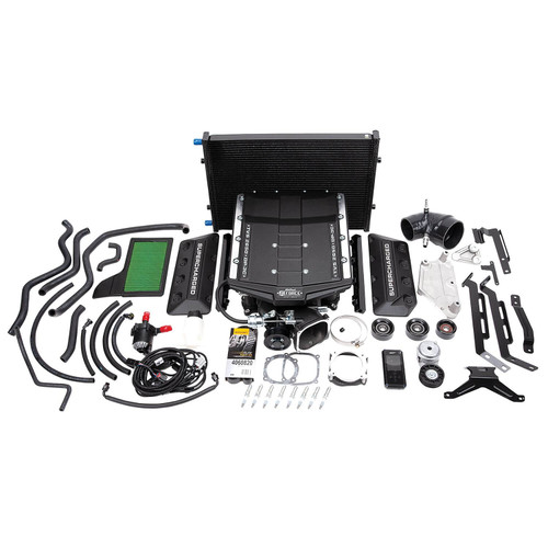 Edelbrock Stage 1 Supercharger Kit W/ Tune For 18-20 Ford Mustang GT 5.0L - 15832