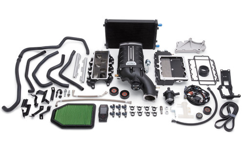 Edelbrock Stage 1 Supercharger Kit For 12-14 Jeep Wrangler JK 3.6L -1527