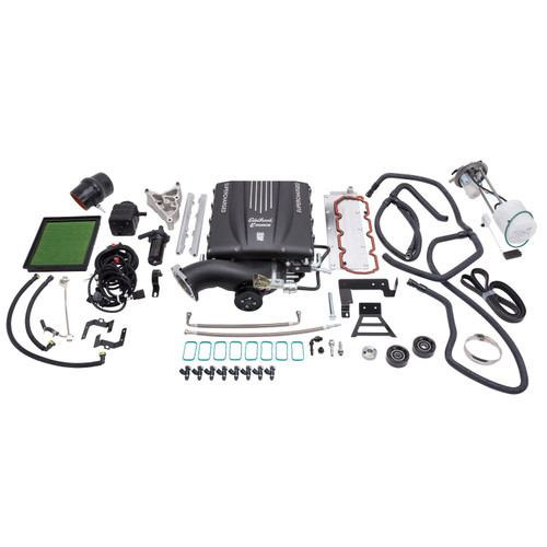 Edelbrock Stage 1 Supercharger Kit For 11-13 Chevy Silverado 2500 HD 6.0L - 15610