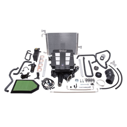 Edelbrock Stage 1 Supercharger Kit W/ Tune For 11-14 Dodge Charger 5.7L HEMI - 1534