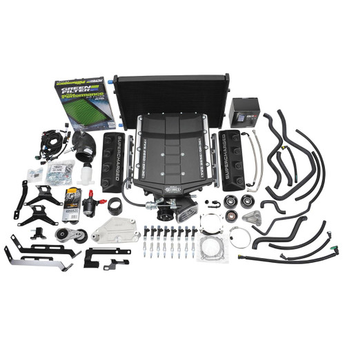 Edelbrock Stage 1 Supercharger Kit For 15-17 Ford Mustang GT 5.0L - 15838