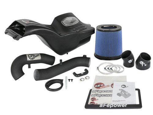 aFe Power 54-73120-B Momentum XP Pro 5R Cold Air Intake System for 17-18 Ford F-150 Raptor EcoBoost V6-3.5L