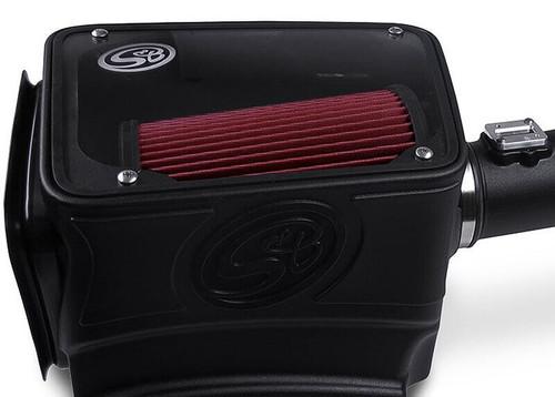S&B 75-5069 Cold Air Intake For 14-16 Silverado 1500/Sierra 1500