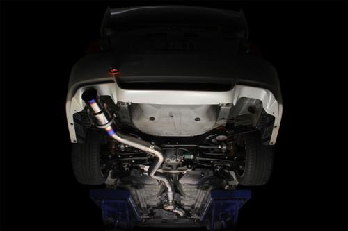 Tomei Expreme Ti Titanium Catback Exhaust for Subaru WRX Sedan 08+ / STI Sedan 11+ (TB6090-SB02C)