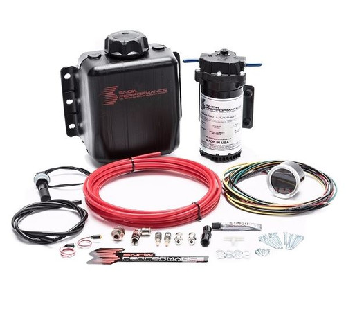 Snow Performance Stage 2.5 Boost Cooler Forced Induction Water-Methanol Injection Kit - SNO-210