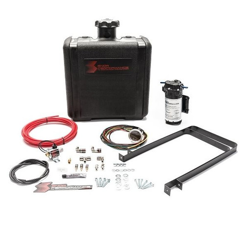 Snow Performance Diesel Stage 2.5 Boost Cooler Water-Methanol Injection Kit For Dodge Ram Cummins 6.7L Trucks - SNO-410