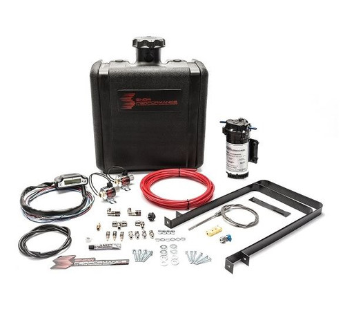 Snow Performance Diesel Stage 3 Boost Cooler Water-Methanol Injection Kit For GM Duramax Trucks - SNO-530