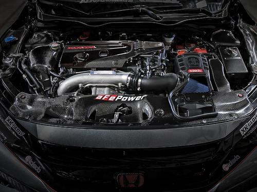 aFe Takeda Momentum Pro 5R Cold Air Intake For 17-20 Honda Civic Type R 2.0L - TM-1025B-R
