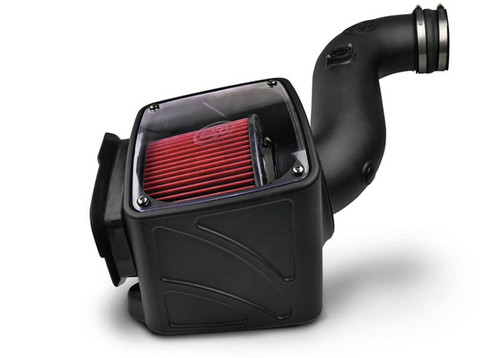 S&B 75-5080 Cold Air Intake For 06-07 Chevy/GMC Duramax LLY-LBZ 6.6L
