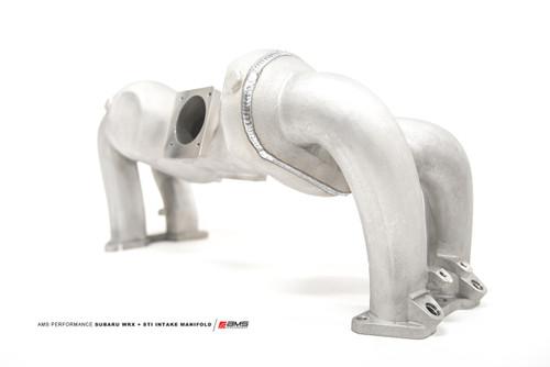 AMS Intake Manifold (Uncoated) For 2004+ Subaru STI / 2002-2014 WRX (AMS.31.08.0001-1)