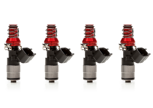 Injector Dynamics 1050X Injectors For 07-11 Legacy GT/Forester XT - 1050.48.11.WRX.4