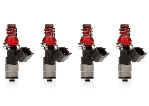 Injector Dynamics 1700X Injectors For 07-11 Legacy GT/Forester XT - 1700.48.11.WRX.4