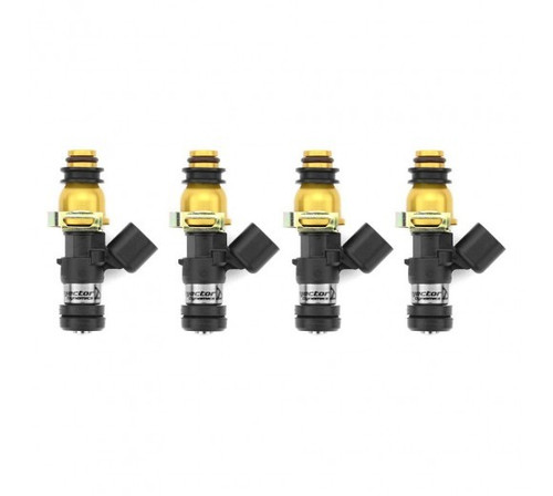 Injector Dynamics 2600-XDS Injectors For 07-11 Legacy GT/Forester XT - 2600.48.11.WRX.4