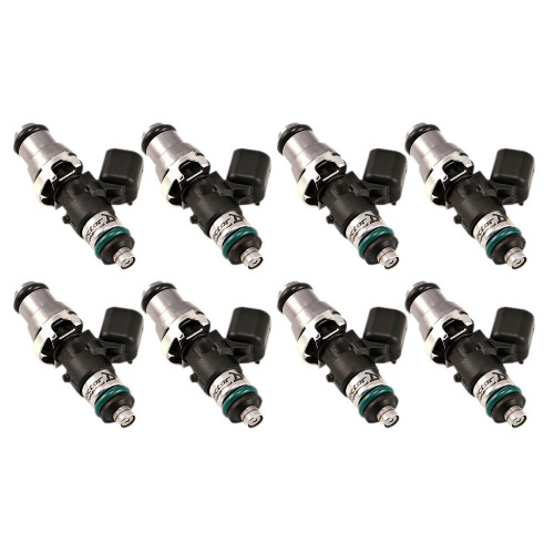Injector Dynamics ID1050X Injectors for 06+ Ford Mustang GT500 (Set of 8) (1050.48.14.14.8)