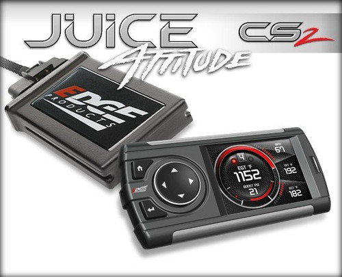 Edge 31407 Juice With Attitude CS2 For 13-18 Ram 6.7L Cummins