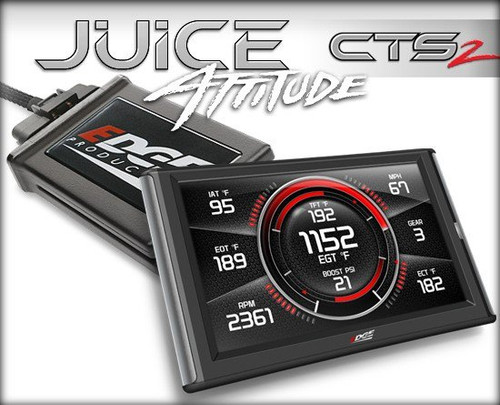 Edge Juice With Attitude CTS2 For 07-10 GM LMM Duramax 6.6L - 21503